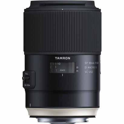 タムロン TAMRON SP90mm/2.8 Di VC USD キャノンF017E