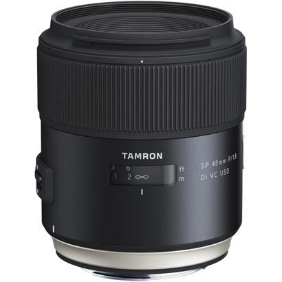 タムロン TAMRON SP45mm/1.8 Di VC USD キャノンF013E