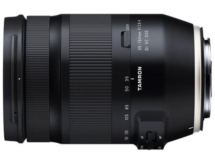 タムロン TAMRON 35-150mm F/2.8-4 Di VC OSD (A043) [キヤノン用]