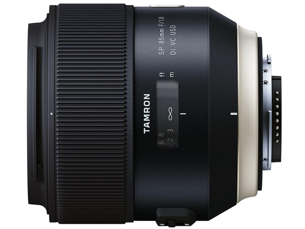 タムロン TAMRON SP 85mm F/1.8 Di VC USD ニコンF016N