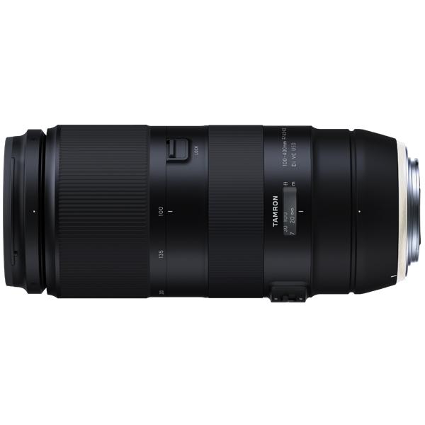 タムロン TAMRON 100-400mm F/4.5-6.3 Di VC USD キャノン 【A035】