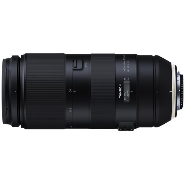 タムロン TAMRON 100-400mm F/4.5-6.3 Di VC USD ニコン 【A035】