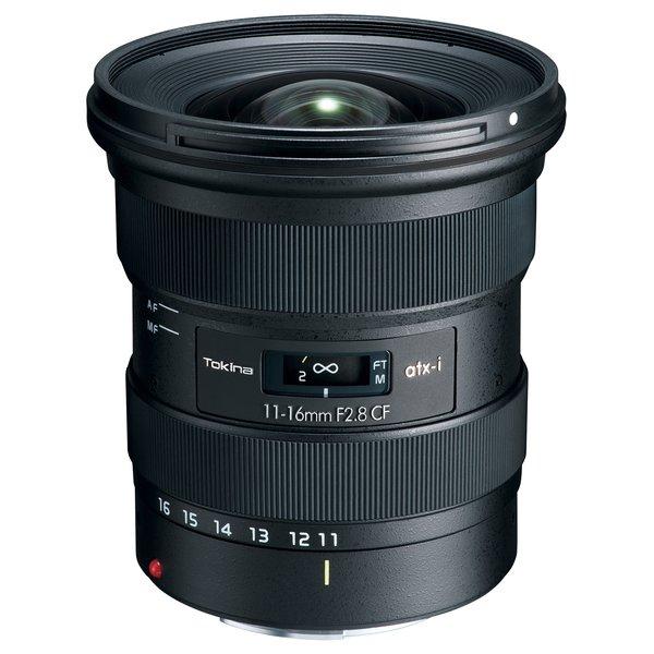 トキナー Tokina atx-i 11-16mm F2.8 CF NAF [atx-Iシリーズ 11-16mm F2.8 キヤノンEFマウント]