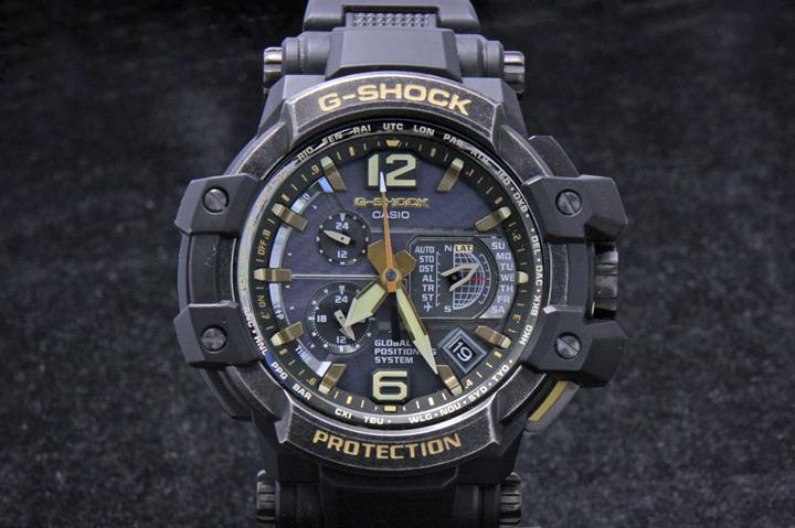 【中古】カシオ G-SHOCK GPW-1000VFC-1AJF CASIO GPS衛星電波 ソーラー