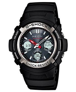 【安さ一番!】【限定1台】【新品】G-SHOCK AWG-M100-1AJF CASIO カシオ