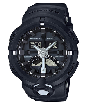 【新品】G-SHOCK GA-500-1AJF CASIO カシオ