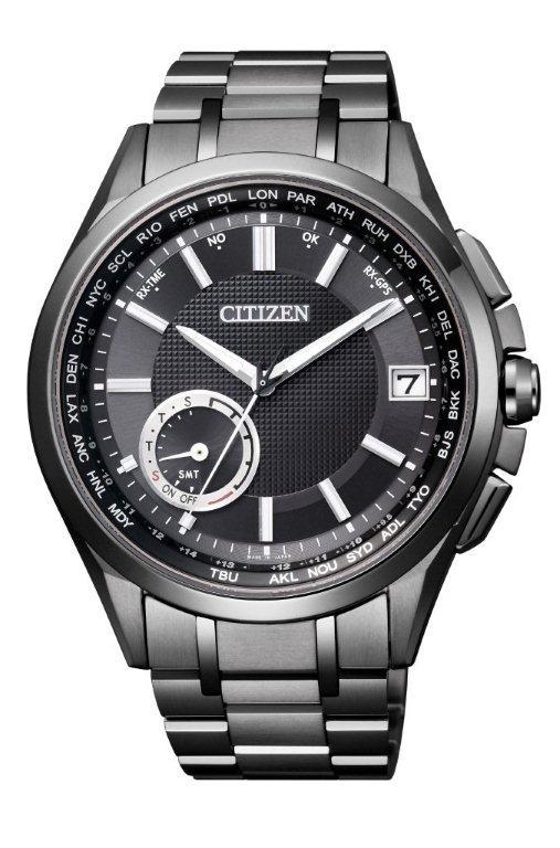 【新品】ATTESA CC3015-57E CITIZEN シチズン アテッサ エコ・ドライブGPS衛星電波時計 F150