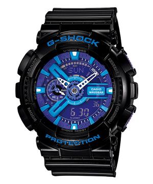 【新品】G-SHOCK GA-110HC-1AJF Hyper Colors CASIO カシオ ハイパー・カラーズ