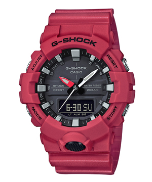 【新品】G-SHOCK GA-800-4AJF CASIO カシオ