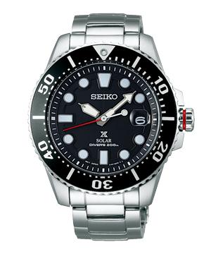 【新品】PROSPEX SBDJ017 SEIKO セイコー プロスペックス ダイバースキューバ ソーラー 200m空気潜水用防水