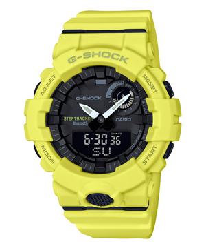 【新品】G-SHOCK GBA-800-9AJF G-SQUAD CASIO カシオ ジースクワッド モバイルリンク機能