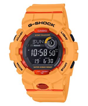 【新品】G-SHOCK GBD-800-4JF G-SQUAD CASIO カシオ ジースクワッド モバイルリンク機能