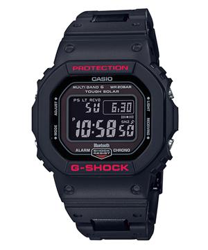 【新品】G-SHOCK GW-B5600HR-1JF CASIO カシオ ソーラー電波 Bluetooth スマートフォンアプリ連携