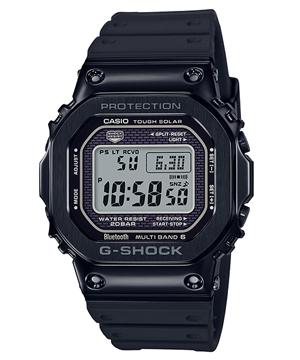 【新品】G-SHOCK GMW-B5000G-1JF CASIO カシオ ソーラー電波 Bluetooth スマートフォンアプリ連携