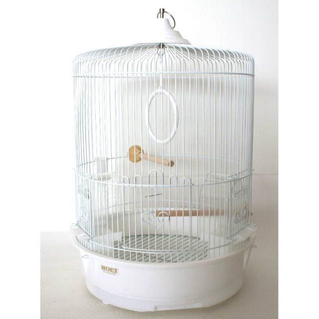 鳥かご R440LL-P 丸かご HOEI(豊栄/ホーエイ)
