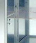 ハーベスト 前面半強化ガラス4枚セット FHR-PG20 ピカコーポレイション