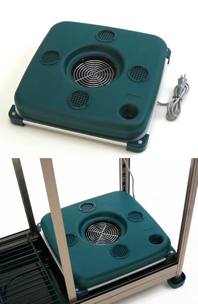 ハーベスト 温度可変加温加湿器 FHM-PH50 ピカコーポレイション