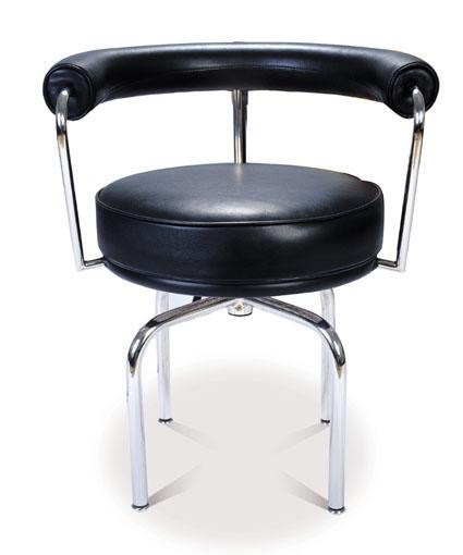 LC7 回転椅子 スタンダードレザー CH5077 E-comfort(イーコンフォート) M3