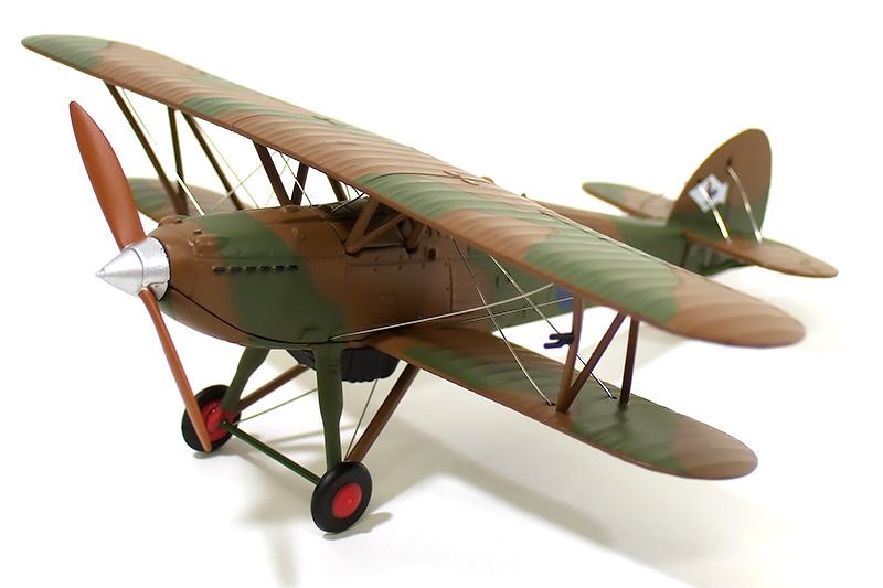 ホーカー フューリーMk.I イギリス空軍 第43飛行隊 ミュンヘン危機時 38年 1/72 2015年1月16日発売 CORGI/コーギー飛行機/模型/完成品 [AA27302]