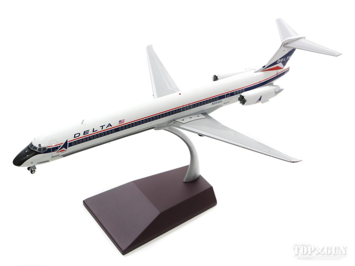 マクドネル・ダグラス MD-88 デルタ航空 90年代 N956DL 1/200 ※金属製 2018年1月5日発売Gemini200/ジェミニ200飛行機/模型/完成品 [G2DAL457]