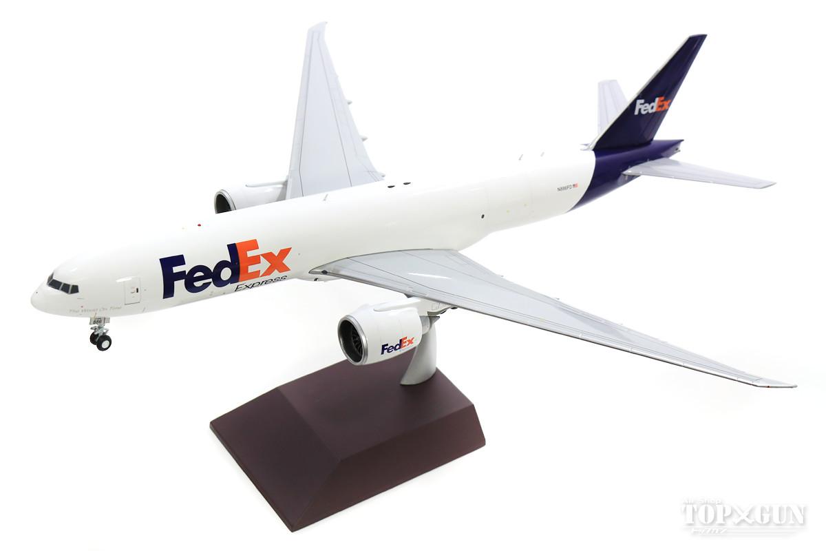 ボーイング 777F FedEx(フェデックス) N886FD 1/200 2018年11月29日発売 Gemini200/ジェミニ200飛行機/模型/完成品 [G2FDX775]