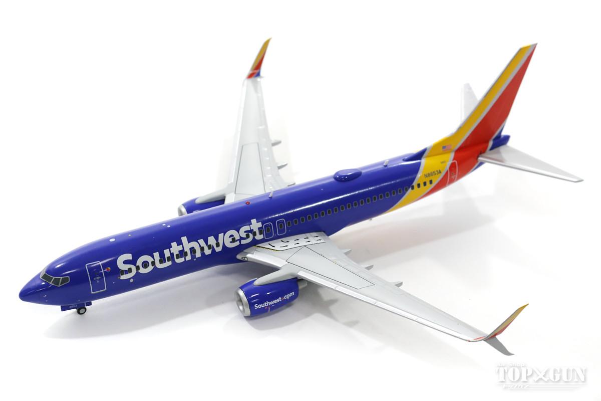 ボーイング 737-800sw サウスウエスト航空 N8653A 1/200 ※金属製 2018年1月5日発売 Gemini200/ジェミニ200飛行機/模型/完成品 [G2SWA682]