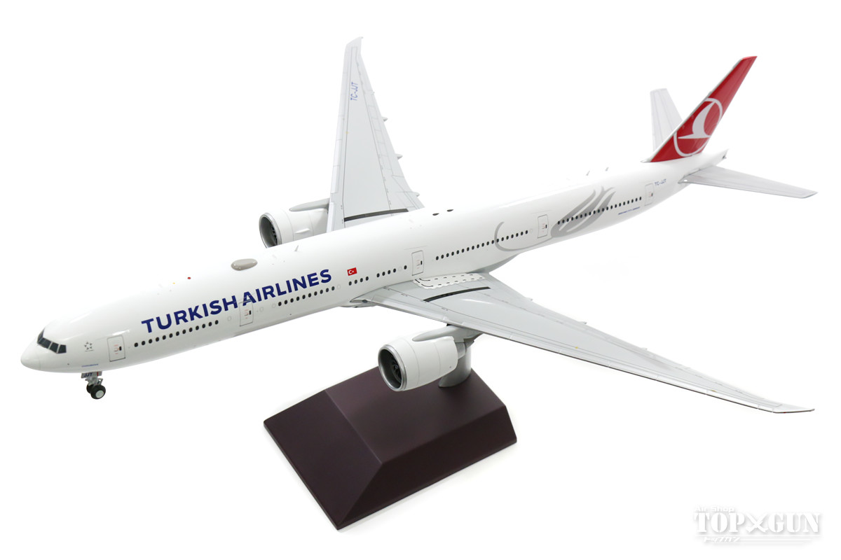 ボーイング 777-300ER ターキッシュ・エアラインズ TC-JJT 1/200 ※金属製 2018年1月5日発売 Gemini200/ジェミニ200飛行機/模型/完成品 [G2THY680]