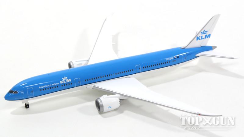 ボーイング 787-9 KLMオランダ航空 PH-BHA 1/500 2015年12月19日発売herpa/ヘルパウィングス飛行機/模型/完成品 [528085]