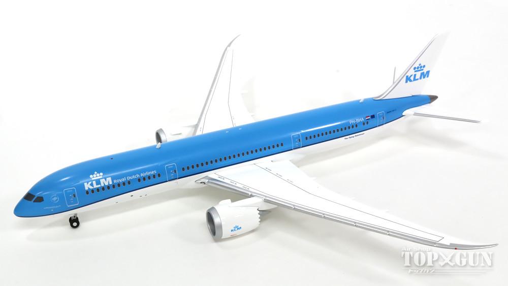 ボーイング 787-9 KLMオランダ航空 PH-BHA 1/200 ※プラ製 2015年12月2日発売 herpa/ヘルパウィングス 飛行機/模型/完成品 [557450-001]