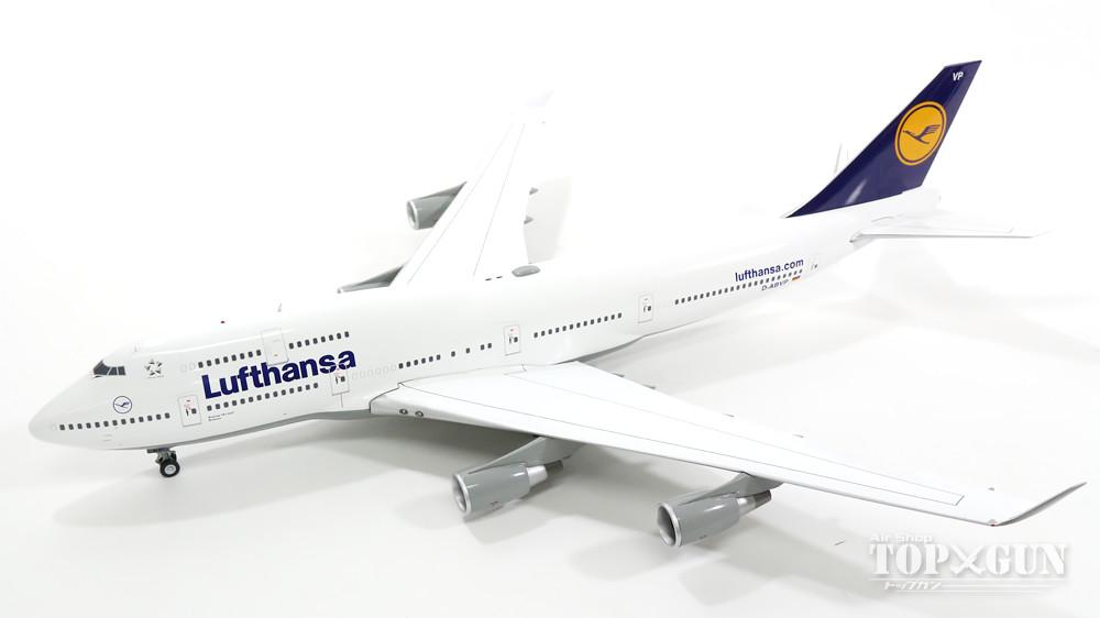 ボーイング 747-400 ルフトハンザドイツ航空 D-ABVP 「ブレーメン」 1/200 ※金属製・スタンド付属 2016年2月11日発売 herpa/ヘルパウィングス 飛行機/模型/完成品 [557429]