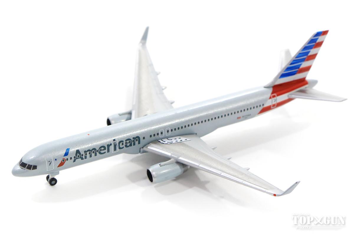 ボーイング 757-200w アメリカン航空 N179AA 1/500 2018年3月8日発売 herpa/ヘルパウィングス飛行機/模型/完成品 [530125]