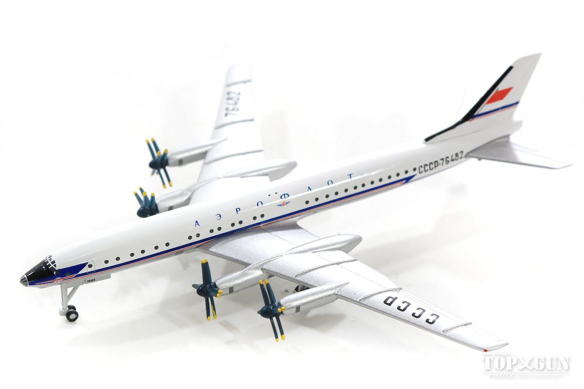 1:500 Herpa Wings 523073-001 Aeroflot Tupolev TU-114