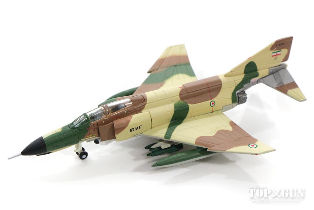 F-4E イラン空軍 第61戦術戦闘航空団 第6戦術基地・ブーシェフル #3-6645 1/200 2017年11月28日発売herpa/ヘルパウィングス飛行機/模型/完成品 [555050]
