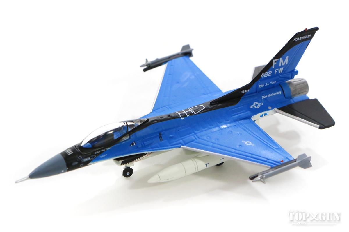 F-16C アメリカ空軍 93rd FS 482nd FW ホームステッドAB 1/200 2018年11月3日発売 herpa/ヘルパウィングス飛行機/模型/完成品 [559119]