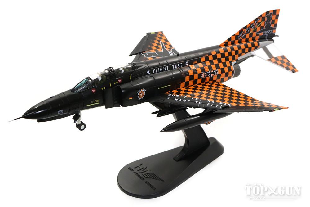 F-4F ドイツ空軍 第61航空技術保安センター 最終飛行時 特別塗装 マンヒング基地 13年 38+13 1/72 2017年7月28日発売 Hobby Master/ホビーマスター飛行機/模型/完成品 [HA1977]