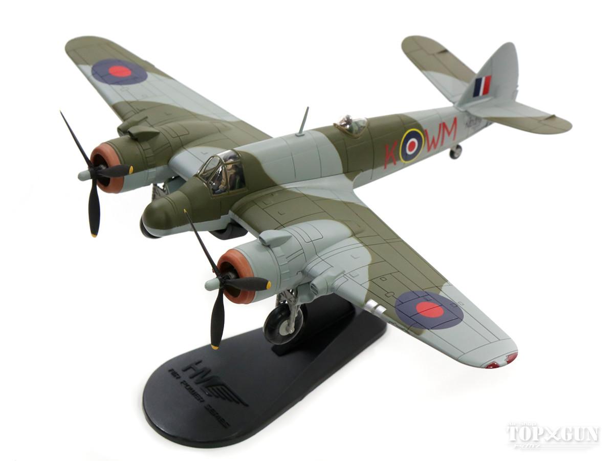 ボーファイターMk.VIF(夜間戦型) イギリス空軍 第68飛行隊 フェアウッド=コモン基地 44年 ND211/WM-K 1/72 2018年2月16日発売Hobby Master/ホビーマスター飛行機/模型/完成品 [HA2317]