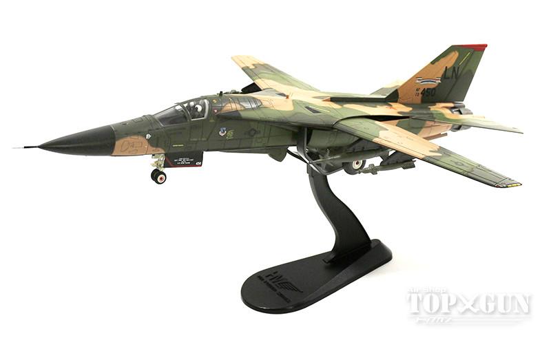 F-111Fアードバーグ 在欧アメリカ空軍 第48戦闘航空団 第494戦闘飛行隊 レイクンヒース基地・イングランド 92年 LN/#72-1450 1/72 2018年8月8日発売 Hobby Master/ホビーマスター飛行機/模型/完成品 [HA3020]