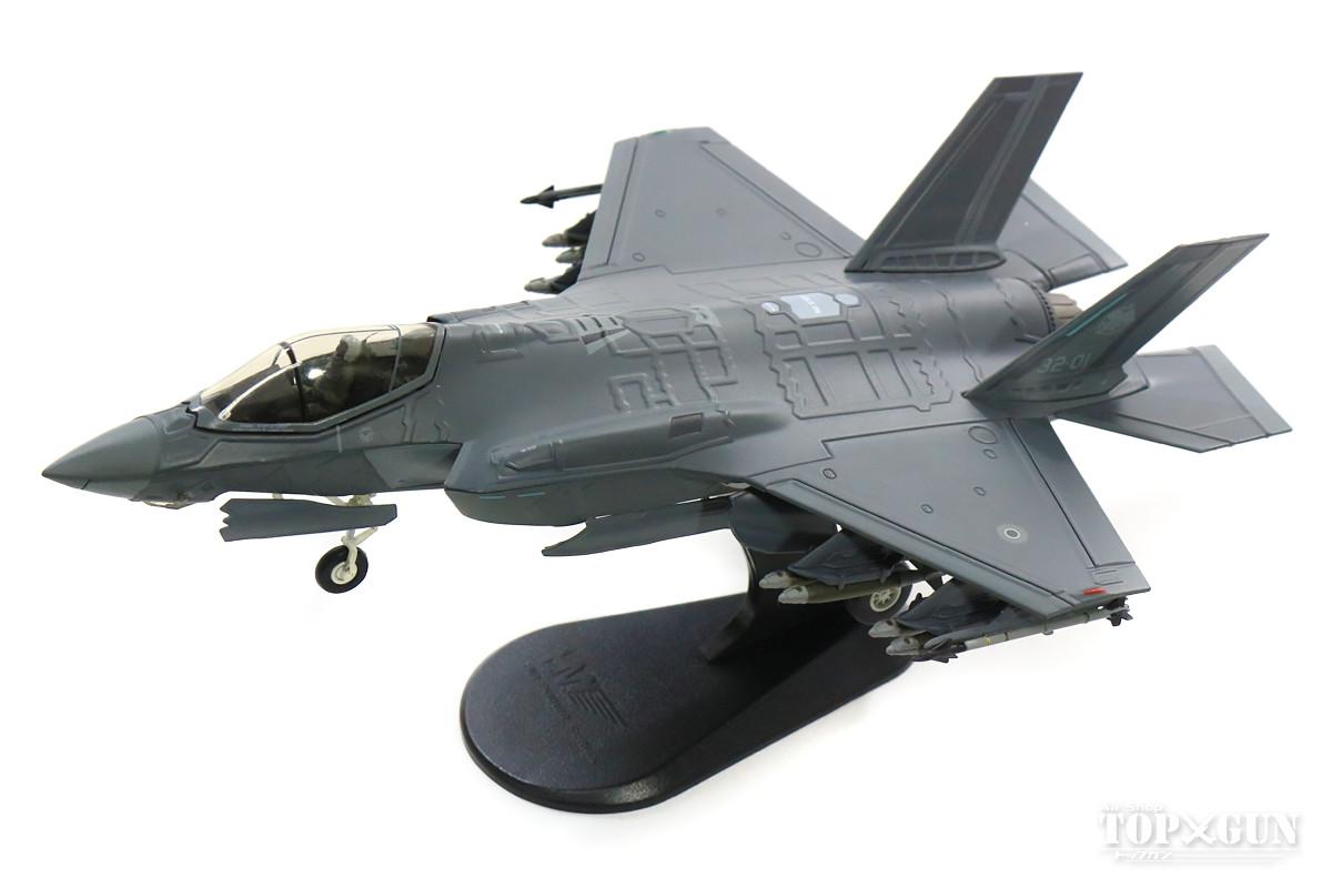 F-35A イタリア空軍 第32航空団 第13戦闘飛行隊 アメンドーラ基地 17年 #32-01/MM7332 1/72 2018年6月1日発売 Hobby Master/ホビーマスター飛行機/模型/完成品 [HA4416]