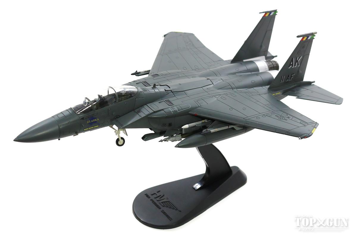 F-15E アメリカ空軍 第90戦闘飛行隊 「ダイスメン」 05年 エルメンドルフ基地 #87-0173 1/72 2018年7月9日発売 Hobby Master/ホビーマスター飛行機/模型/完成品 [HA4508]