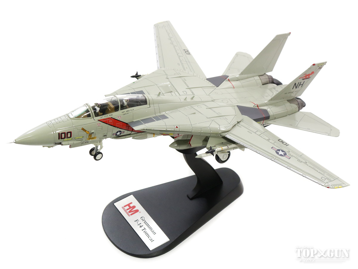 F-14A アメリカ海軍 第114戦闘飛行隊 「アードバークス」 空母エイブラハム・リンカーン搭載 91年 NH100/#159608 1/72 2018年2月16日発売 Hobby Master/ホビーマスター飛行機/模型/完成品 [HA5216]