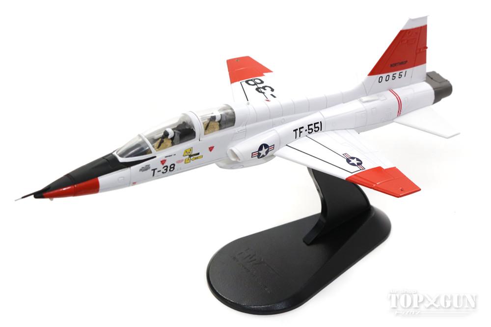 ノースロップ T-38Aタロン ノースロップ社(アメリカ空軍) ジャッキー・コクラン操縦時(高度記録達成) エドワーズ基地 61年8月 #60-0551 1/72 2017年7月28日発売Hobby Master/ホビーマスター飛行機/模型/完成品 [HA5403]