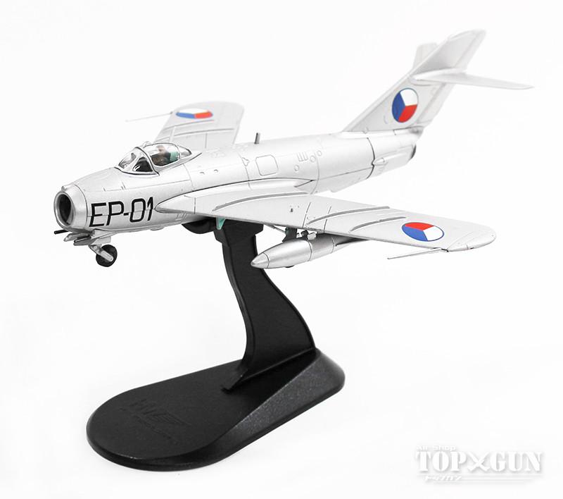 MiG-17F チェコスロバキア空軍 第1戦闘師団 57年 #EP-01 1/72 2018年8月8日発売 Hobby Master/ホビーマスター飛行機/模型/完成品 [HA5904]