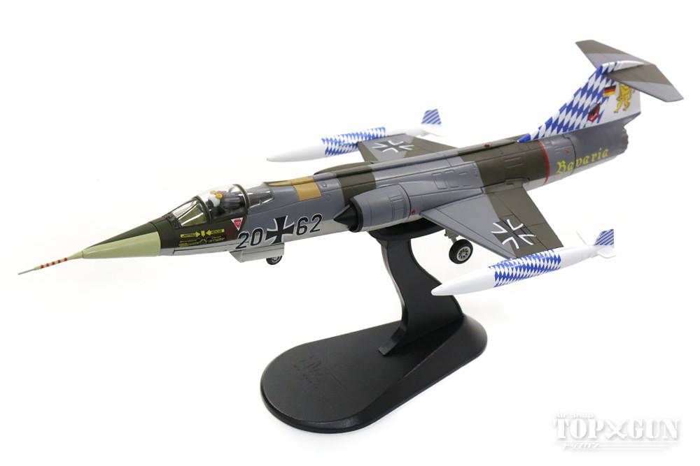 F-104G 西ドイツ空軍 第32戦闘爆撃航空団 「ババリア」 特別塗装 83年 20+62 1/72 2017年5月2日発売Hobby Master/ホビーマスター飛行機/模型/完成品 [HA1035]