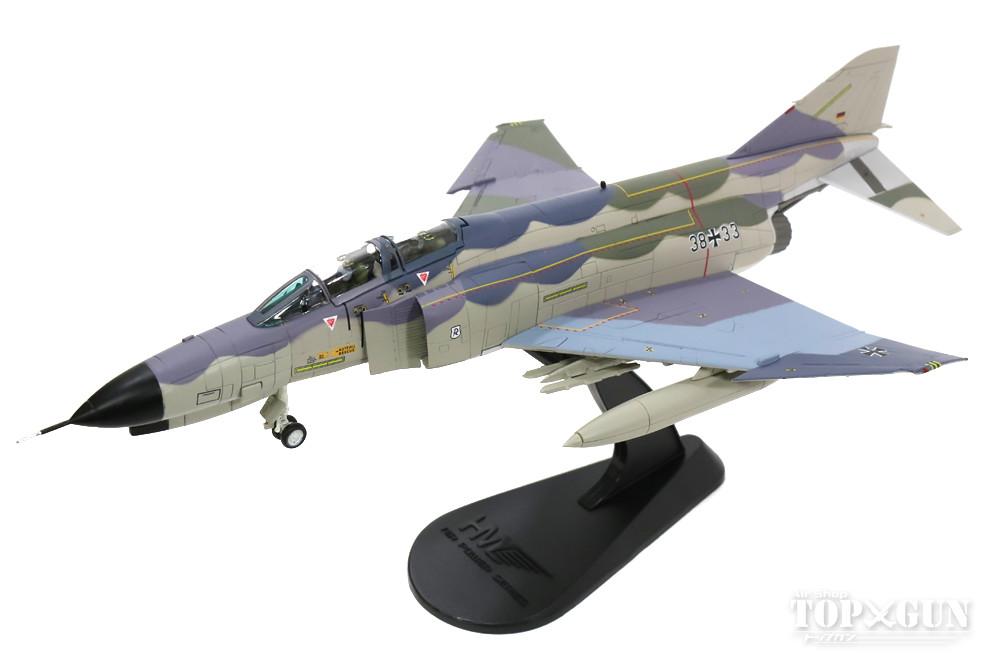 F-4FファントムII ドイツ空軍 第71戦闘航空団 「リヒトホーフェン」 NORM81復刻迷彩 13年 38+33 1/72 2016年2月27日発売 Hobby Master/ホビーマスター飛行機/模型/完成品 [HA1948]