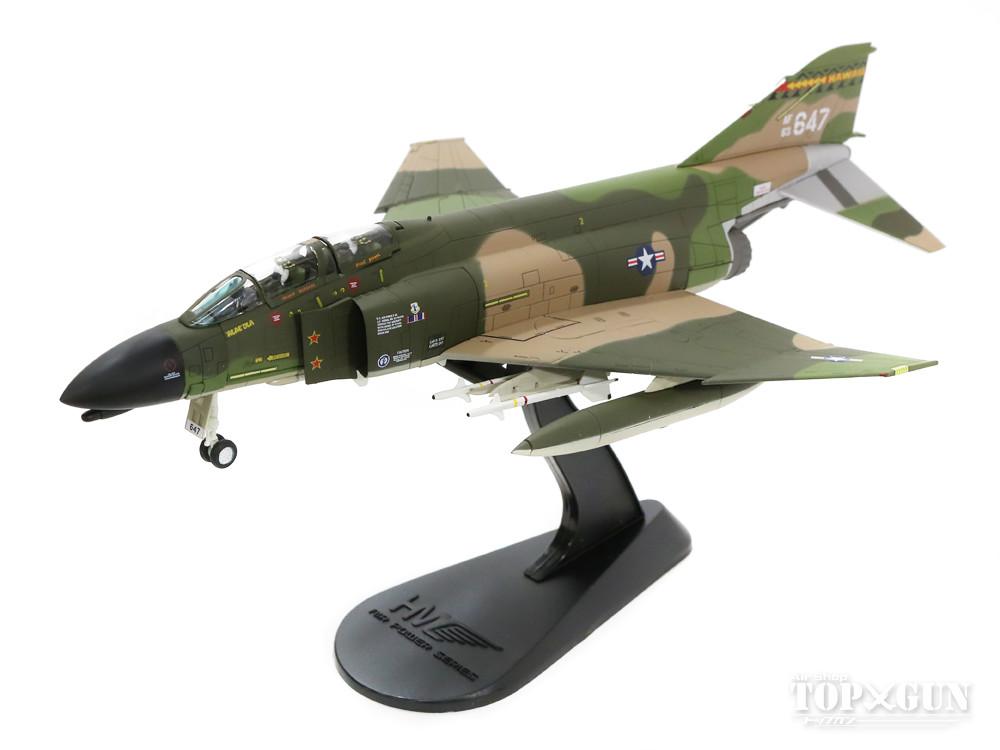 F-4C アメリカ空軍 ハワイ州空軍 第154戦術戦闘航空群 第199戦術戦闘飛行隊 80年代 ヒッカム基地 #63-7647 1/72 2016年6月3日発売 Hobby Master/ホビーマスター飛行機/模型/完成品 [HA1972]