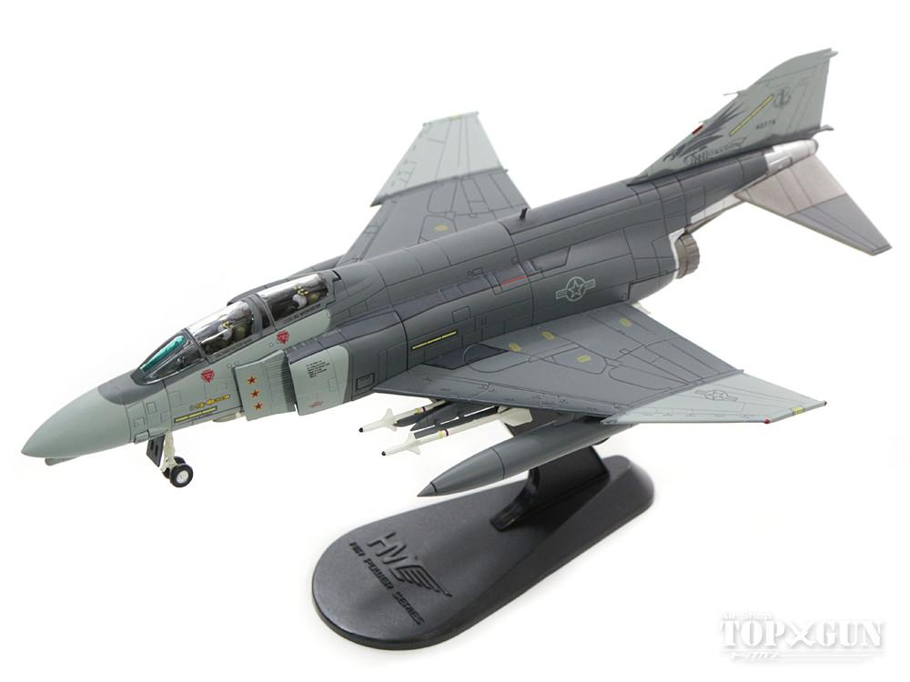 F-4C アメリカ空軍 第142迎撃戦闘航空団 第123迎撃戦闘飛行隊 オレゴン州 89年 #64-0776 1/72 2017年12月6日発売 Hobby Master/ホビーマスター飛行機/模型/完成品 [HA1988]
