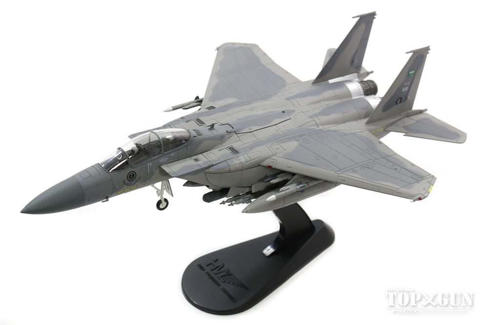 F-15S(F-15E) サウジアラビア空軍 第5航空団 第6飛行隊 ハミース・ムシャイト基地 08年 #93-0872 1/72 2017年12月2日発売 Hobby Master/ホビーマスター飛行機/模型/完成品 [HA4511]