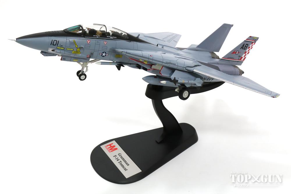 カウくる F-14A アメリカ海軍 第211戦闘飛行隊 「ファイティング・チェックメイツ」 隊長機 空母エンタープライズ搭載 最終航海時 04年 AB101 1/72 ※新金型 2016年1月8日発売 Hobby Master/ホビーマスター飛行機/模型/完成品 [HA5201], 笠岡市 f267d82a