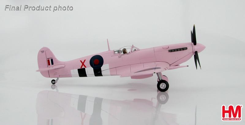 スピットファイアFR Mk.IX イギリス空軍 第16飛行隊 ノルマンディー上陸作戦時 44年9月 MK716/X 1/48 2016年11月5日発売 Hobby Master/ホビーマスター飛行機/模型/完成品 [HA8314]