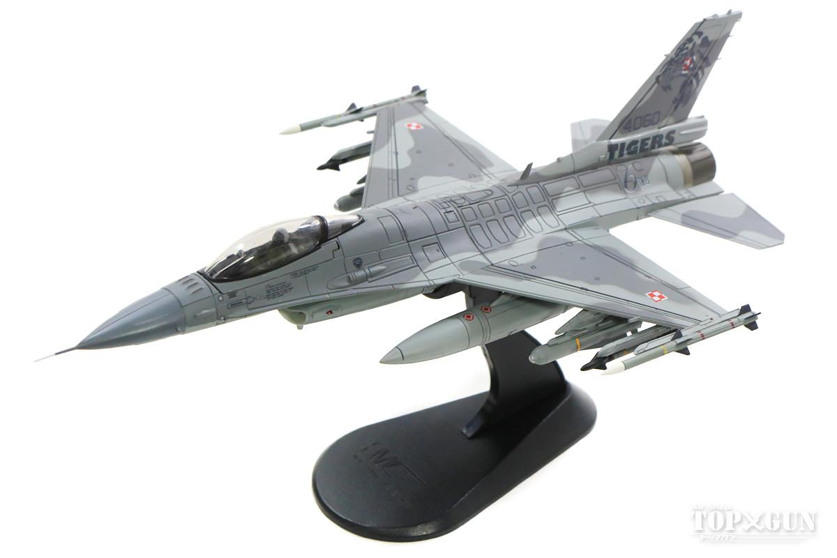 F-16C(ブロック52) ポーランド空軍 第31戦術航空基地 第6戦術飛行隊 特別塗装「タイガーミート2011」 ポズナン・クシェシニ基地 #4060 1/72 2019年1月18日発売 Hobby Master/ホビーマスター飛行機/模型/完成品 [HA3899]